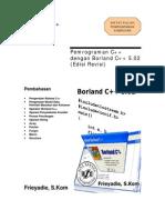 Pemograman C++ dengan Borland C++