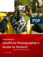 Unofficial Photographer's Guide to Victoria BC