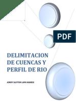 Monografia de Cuencas