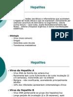 Resumo - Hepatites