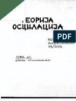 Teorija Oscilacija - Predavanja + vezbe (Nikolic Aleksandar).pdf