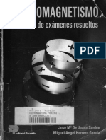 Electromagnetismo - Problemas de Examen Resueltos
