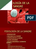 Fisiologc3ada de La Sangre i