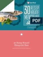 Resep Kreatif Mengolah Ikan