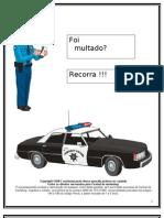 - Apostila - Direito Penal - Recursos Para Multas de Transito