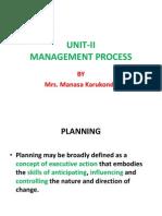 UNIT-II Nsg Management