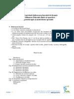Metodologie Finalizare Studii Licenta