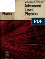 Advanced Level Physics