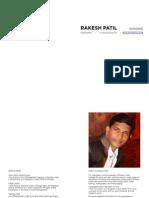 Rakesh Patil Portfolio 2014