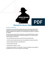 Manual Del Llavero Espia