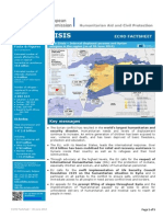 Syrian Crisis Fact Sheet