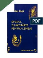 CARTE Adrian Nuta Ghidul Iluminarii Pentru Lenesi