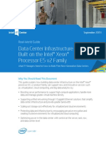 Intel Real World Guide Data Center Infrastructure Sep13