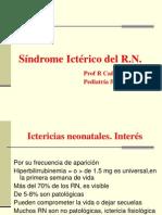 Leccion 10 Ictericias RN Prof R Canete
