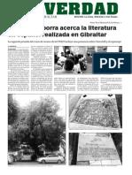 La Verdad del Campo de Gibraltar- José Juan Yborra acerca la literatura en español realizada en Gibraltar.pdf
