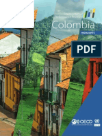 Colombia environmental performance review - Highlights