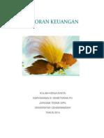 Cover Laporan KKn