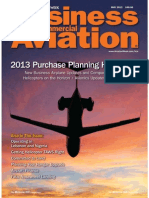 2013 BCA Purchase Planning Handbook