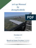 DCS A10 Start Up Manual