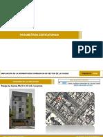 PARAMETROS EDIFICATORIOS - ESCALONADOa