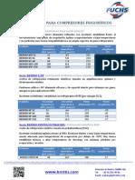 Catalogo Compresores Frigorificos