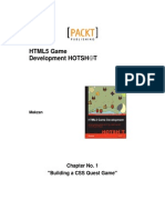 9781849695466_HTML5_Game_Development_HOTSHOT_Sample_Chapter