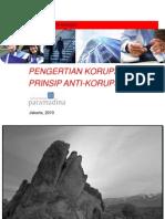 Anti Corruption Action Plan
