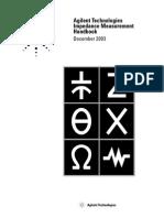 Impedance Measurement Handbook - Guide to Measurement Technology & Techniques