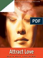 Attract Love Cover