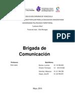 Brigada de Comunicación