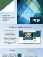 Johana Herrera Desarollo Actividad 2 Portales Institucionales