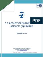 SGAES (P) Limted-Company Profile