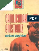 Abdülhak Şinasi Hisar - Çamlıca'Daki Eniştemiz