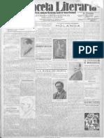 La Gaceta Literaria (Madrid. 1927). 15-11-1927, No. 22