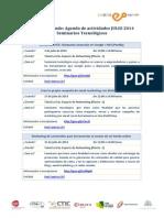 2014 07 08 Agenda OviedoEmprende Emprendedores