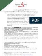 CP Remise Prix ACA - Nov 2007
