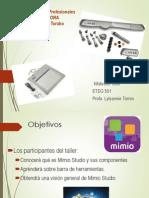Ppt Mimio Studio