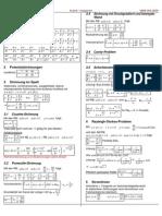 Formelsammlung Numerische Stroemungsmechanik Kull