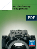 SKF - Plummer Block Bearing-Housing
