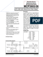 MCP3906[Medidor de Energia]