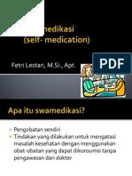 Swamedikasi