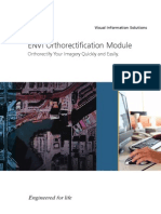 ENVI Orthorectification Brochure