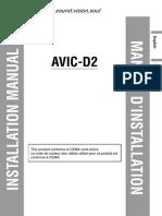 Pioneer Avic Navigation