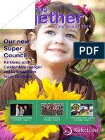 'Working Together' newsletter