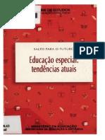 Livro Educação Especial