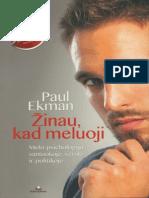 156924408 Paul Ekman Zinau Kad Meluoji 2012 LT