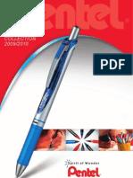 Pentel CH Katalog 2010 Web