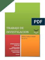 Organigrama Estructural de La Municipalidad Provincial de Puno