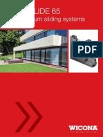 Brochure Wicslide