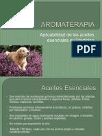 AROMATERAPIA Medicina Veterinaria
